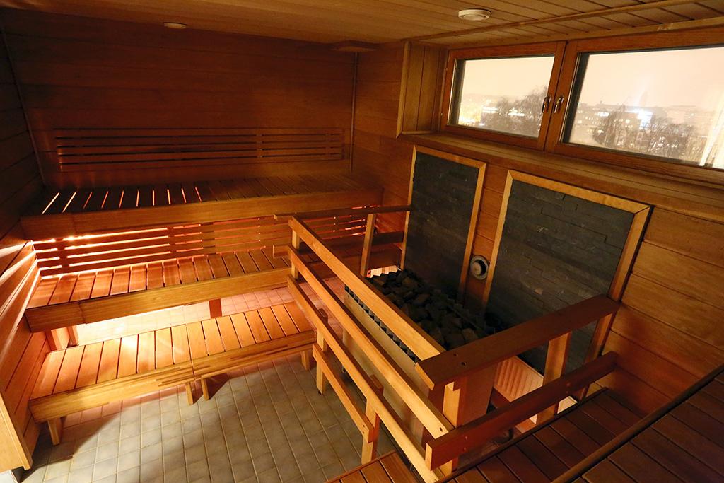 Sauna Vogue